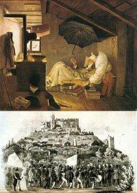 Franz Grillparzer literarische epoche