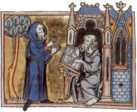 Mittelalter Literaturepoche Merkmale Vertreter und Werke